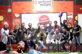 Berbagi Ilmu Kreatif di Komunitas GoFood Festival
