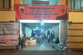 Lima Posko Kesehatan DKI Buka 24 Jam bagi Korban Banjir