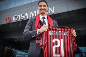 Main Pertama, Ibrahimovic Langsung Cetak Gol untuk…