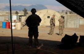 Serangan Roket Hujani Basis Militer AS di Irak