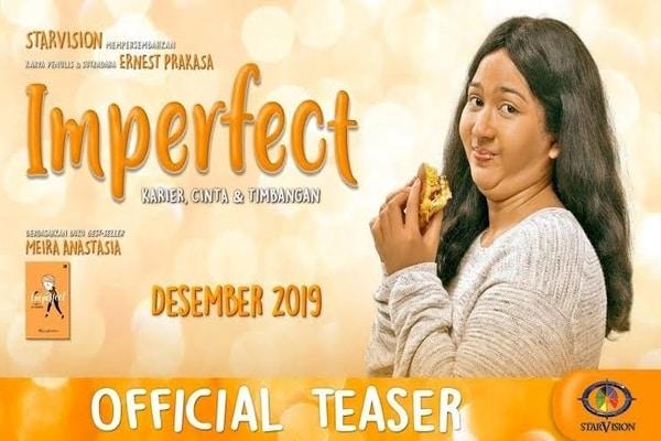 Foto official teaser Imperfect: Karier, Cinta & Timbangan / Dok. Youtube Starvision