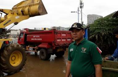 Pemkot Jaktim : Satu Kecamatan Tak Kena Banjir