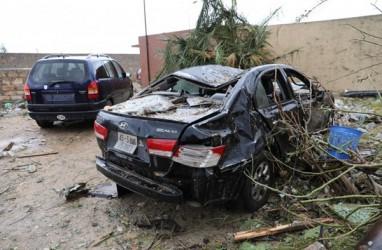 Serangan di Akademi Militer Libya, 30 Tewas