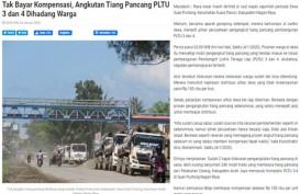 Wartawan Diancam Pakai Pistol Gara-Gara Berita di Aceh