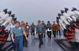 Sengketa Natuna, Jokowi : Tidak Ada Tawar Menawar