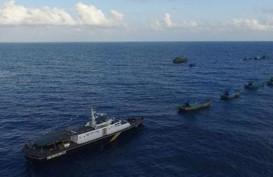Pemerintah Fasilitasi 120 Nelayan Natuna Melaut Hadapi Kapal China