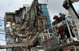 Gedung Roboh di Palmerah, Polisi Periksa Lima Orang Saksi