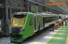 Inka Rampungkan Kereta Pesanan Filipina dan Bangladesh