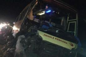 Kecelakaan di Tol Cipali, 2 Orang Meninggal dan 3…