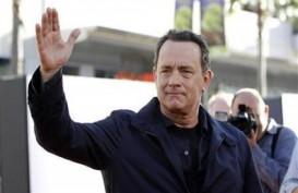 Penghargaan Golden Globes Tandai 30 Tahun Karir Fim Tom Hanks