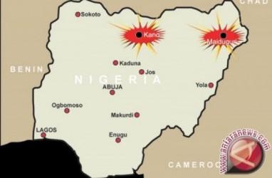 Bom Rakitan Meledak Tewaskan 30 Orang di Borno, Negeria