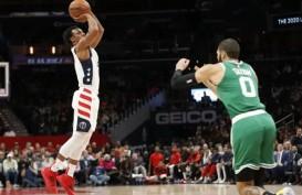 Hasil Basket NBA, Washington Wizards Libas Boston Celtics