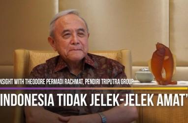 Insight With TP Rachmat, Pendiri Triputra Grup