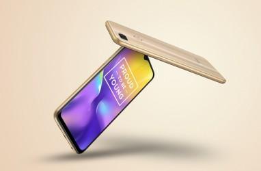 Realme Targetkan Pengiriman 50 Juta Ponsel pada 2020