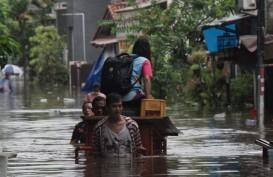 Banjir di Jakarta Barat Susah Surut, Polisi Periksa Pejabat DKI