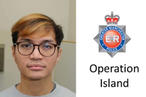 Foto Reynhard Sinaga terpampang di laman mipp.police.uk2