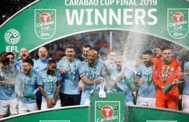 Jadwal Semifinal Piala Liga : Derby MU vs City, Leicester vs Villa