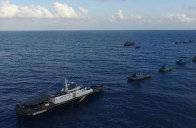 MPR : Petualangan China di Natuna akan Berlanjut