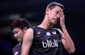 Hasil Malaysia Masters 2020: Wahyu/Ade Ditekuk Kamura/Sonoda