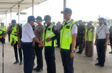 Penumpang Bandara  Ahmad Yani Turun 18 Persen Selama Nataru