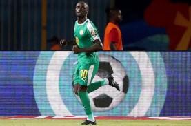 Sadio Mane Pemain Afrika Terbaik