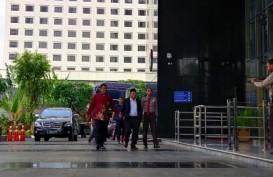 Terjaring OTT, Bupati Sidoarjo Tiba di KPK untuk Jalani Pemeriksaan