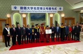 Megawati Dianugerahi Gelar Doktor Kehormatan dari Universitas Soka, Jepang