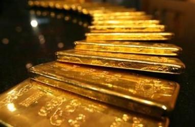 Sentuh US$1.600, Harga Emas Tembus Level Tertinggi dalam 6 Tahun