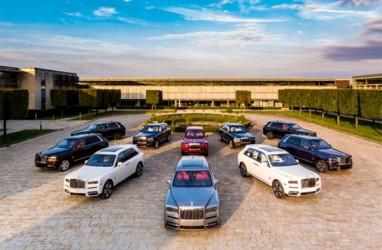 Otomotif Lesu, Penjualan Rolls-Royce & Bentley Masih Melaju