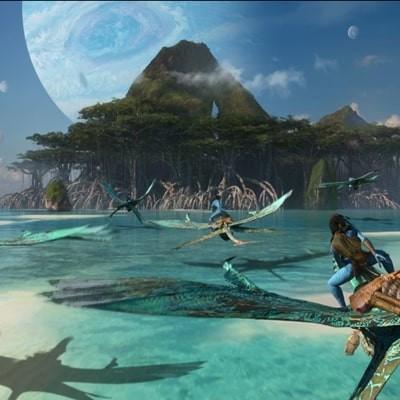 Mengintip Penampakan Konsep Film Avatar 2 Lifestyle Bisnis Com