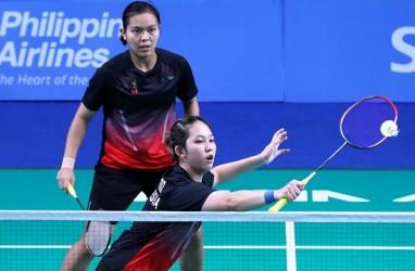 Hasil Malaysia Masters 2020, Fadia/Ribka Dihadang Ganda China