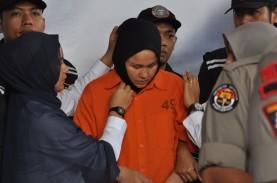 Hakim PN Medan Jamaluddin Dibekap Saat Tidur di Samping…