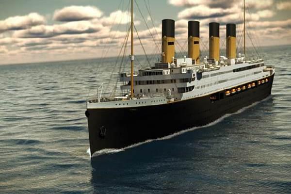 Kapal Titanic II - News.com.au