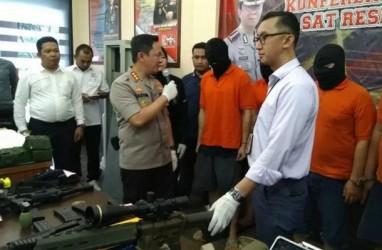 Jual Senjata Api Ilegal, Putra Ayu Azhari Ditangkap Polisi