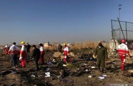 Pesawat Jatuh, Menlu Ukraina : Ada 82 WN Iran, 63 WN Kanada