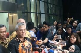 Sambangi KPK, Ketua KPU Pastikan Wahyu Setiawan Sedang Jalani Pemeriksaan