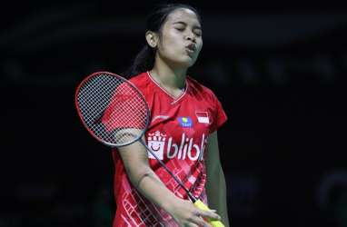 Hasil Malaysia Masters 2020: Gregoria Penasaran Usai Kalah Lagi dari Intanon