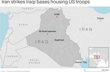 Irak Diberitahu Iran Soal Serangan Peluru Kendali