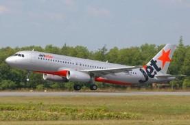Jetstar Asia Maskapai Paling Tepat Waktu Nomor Delapan…