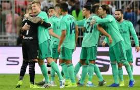 Tekuk Valencia, Real Madrid ke Final Piala Super Spanyol