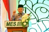Soal Penempatan Investasi, Wapres Ma'ruf Amin Minta BUMN Harus Hati-hati