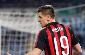 Tottenham Hotspur & Aston Villa Berebut Striker Milan Krzysztof Piatek