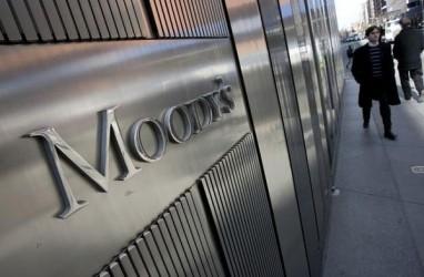 Moody's Berikan Prospek Negatif untuk Kredit Asia Pasifik Tahun Ini