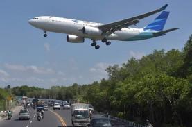 """Garuda Hindari Wilayah Udara """"Panas"""" di Negara Konflik"""