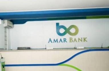Minat Investor Tinggi, Bank Amar Raup Rp209 Miliar dari IPO