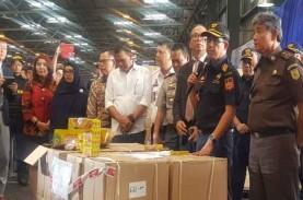 Bea Cukai Gagalkan Impor Bolpoin Tiruan dari China…