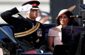 Harry-Meghan Mundur dari Istana Buckingham, Keluarga Kerajaan Inggris Terpukul