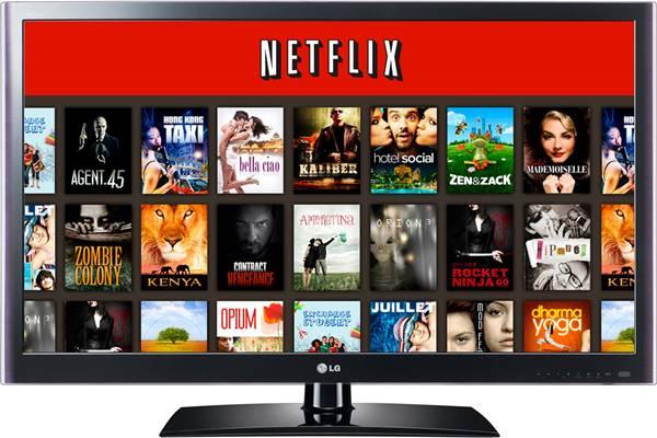 Ilustrasi Netflix - Yahoo