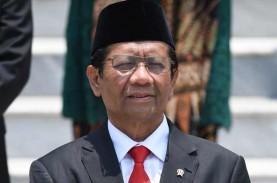 SK Saber Pungli Diperpanjang, Mahfud MD : Kita Perkuat…