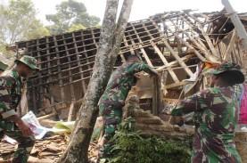 Cuaca Ekstrem, 3.000 Lebih Rumah di Sulsel Rusak
